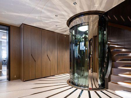 Panoramik Yat Asansörü